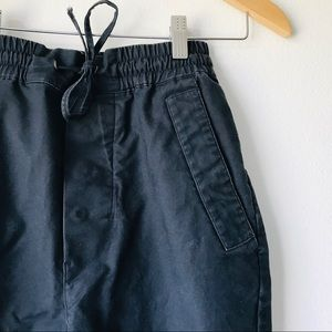 CHAPTER Cargo parachute utilitarian style pants